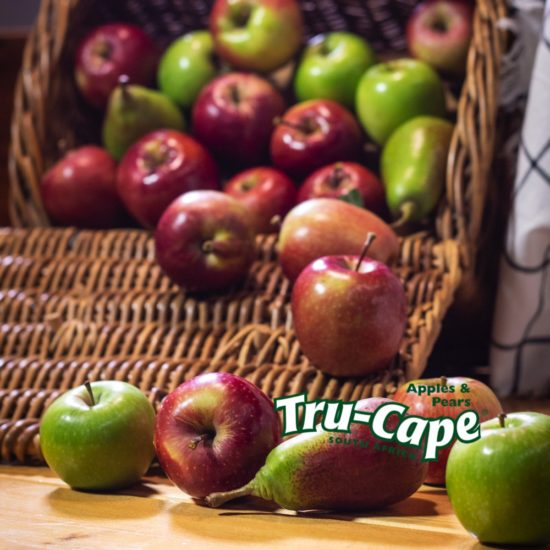 Tru-Cape apples and pears